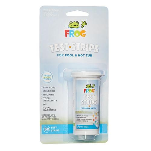 FROG - Test Strips in Blister Pack