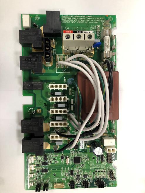 Master Spa - X801162 - MS501X PC Board w/ daughter board