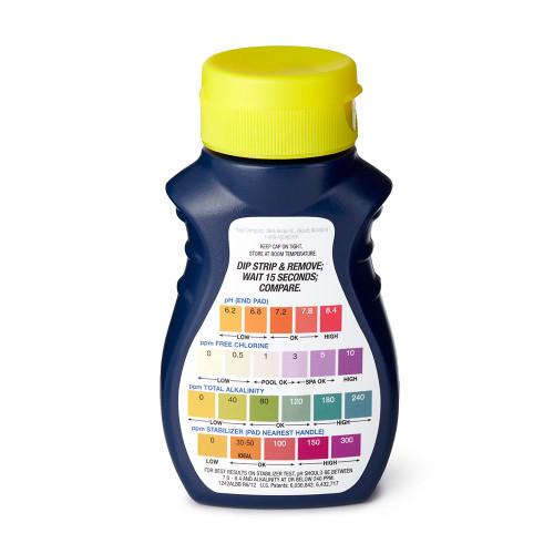 Aquachek Chlorine Test Strips, 50 Strips