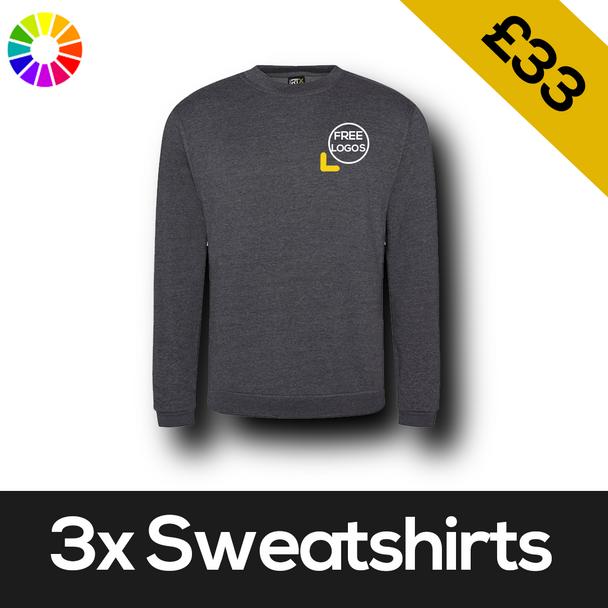 3x Pro RTX Sweatshirts