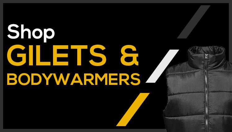 Bodywarmers & Gilets | Penguin Uniform