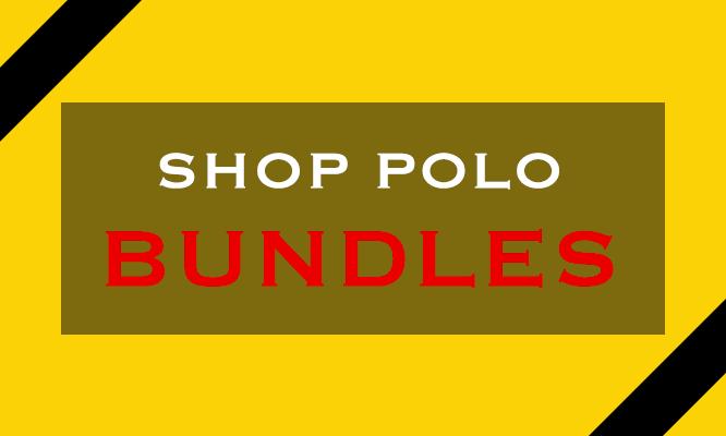 Polo Shirt Bundle Deals