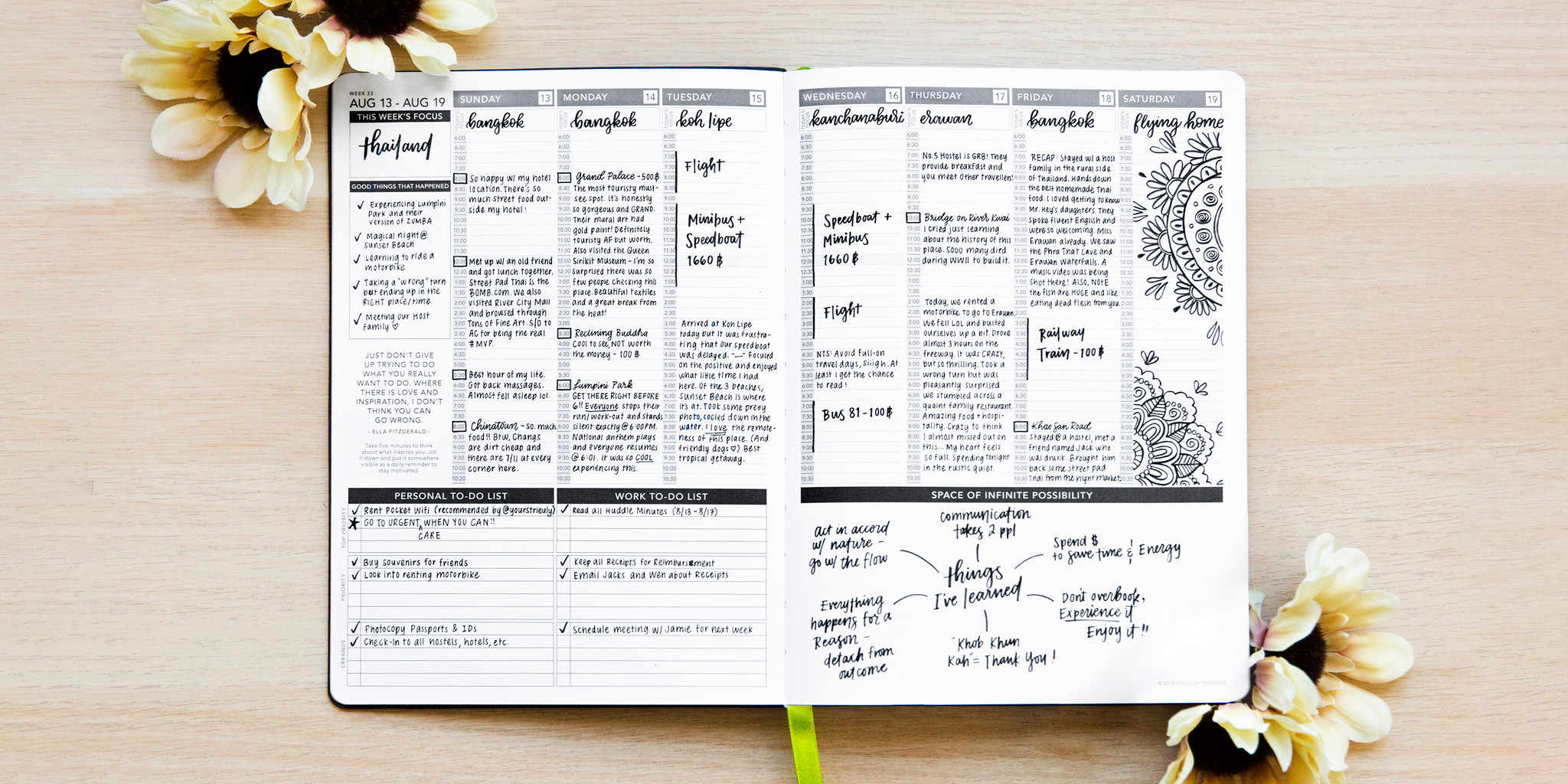 How To Get Started With The Passion Planner