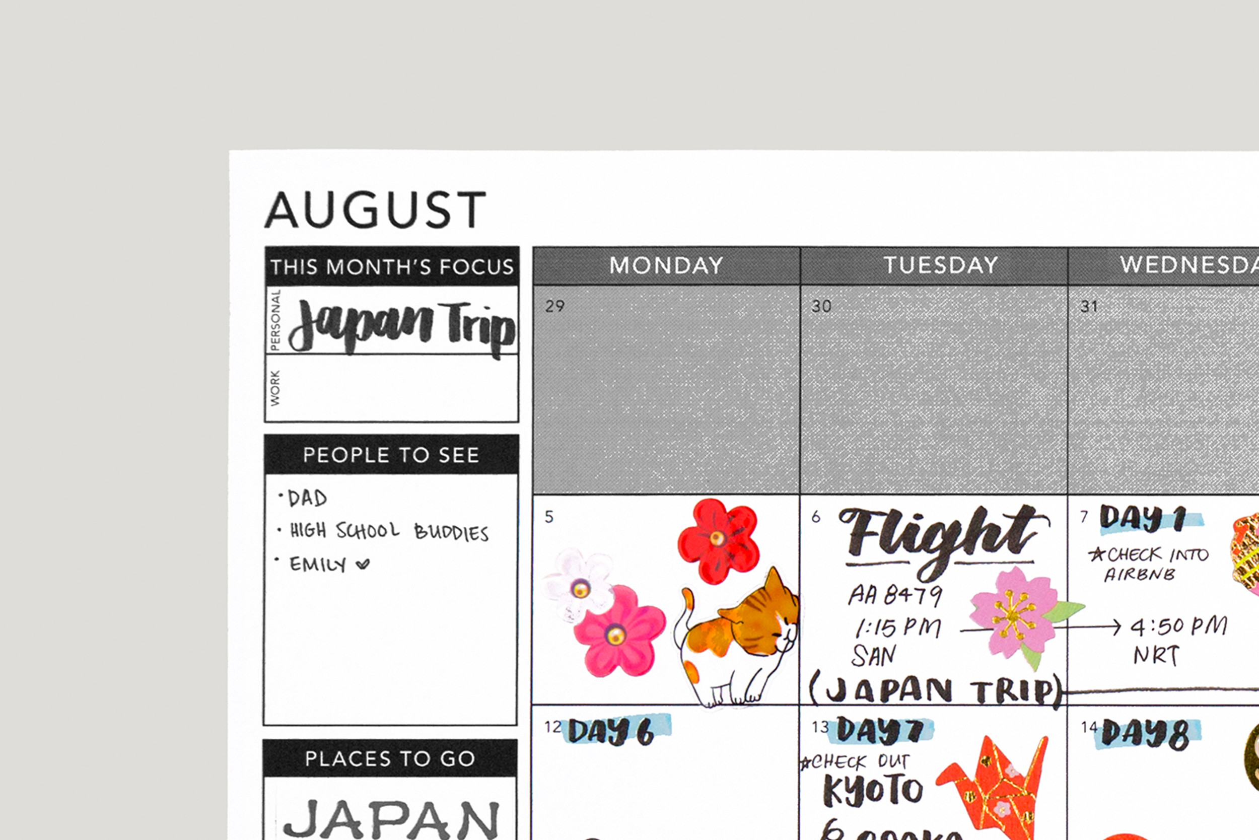 image about Digital Planners and Organizers titled Down load Totally free Planners Extras Pion Planner