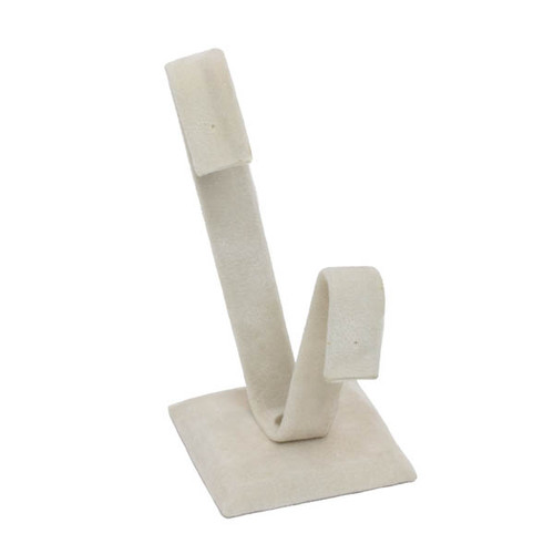 Suede Antenna Earring Stand