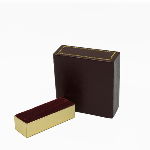 Leatherette Packer Bangle Box