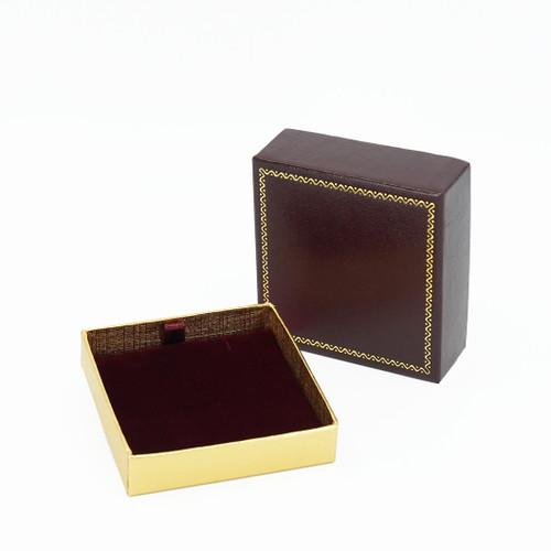 Leatherette Packer Pendant Box