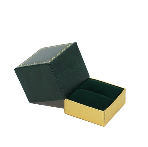 Leatherette Packer Single Ring Box