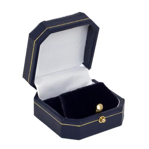 Push Button Small Earring Box