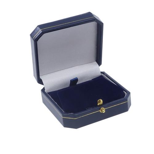 Push Button Earring/Pendant Box