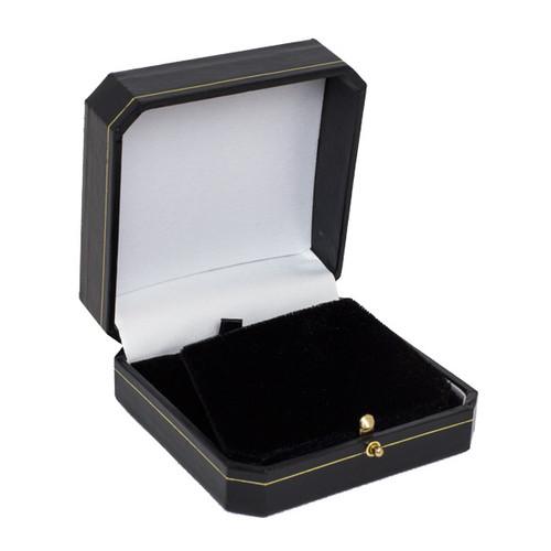 Push Button Pendant/Earring Box