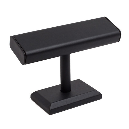 Leatherette Squared T-Bar Display for Bangle/Bracelet