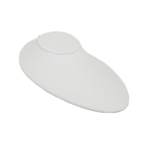 Leatherette Low Profile Oval Neck Form - Large
