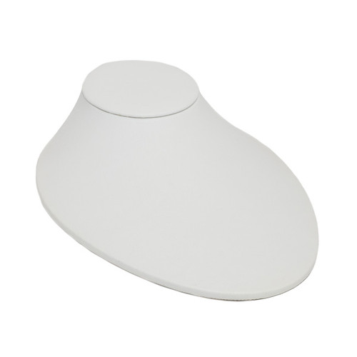 Leatherette Low Profile Oval Neck Form