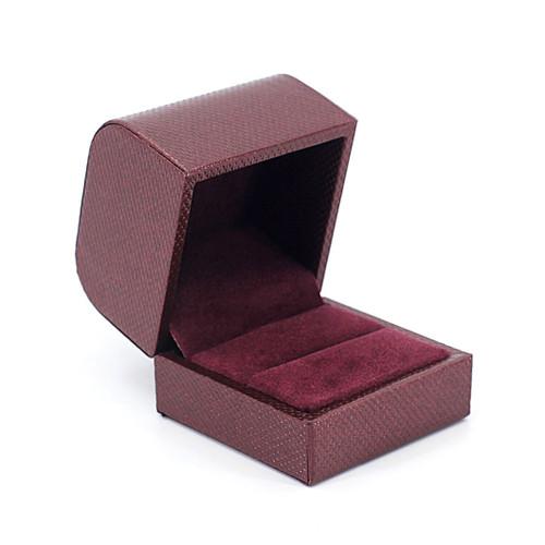 Textured Single Ring Box
