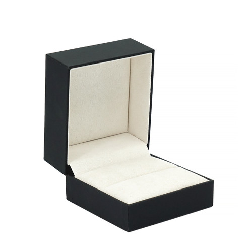 Double Ring Box w/ Rigid Sleeve