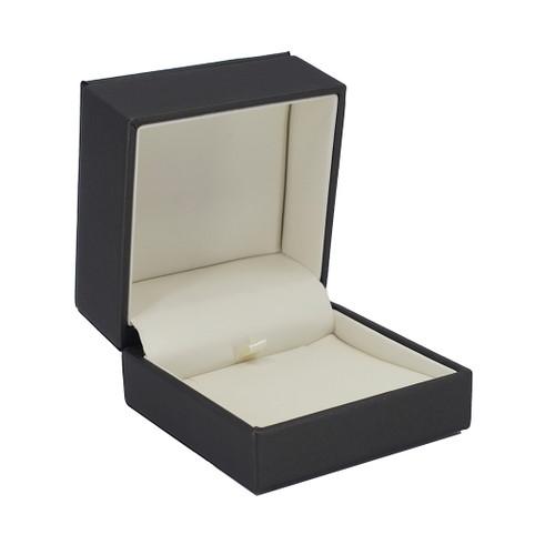 Rich Leatherette Pendant Box