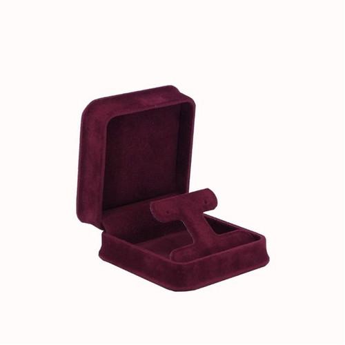 Soft Velour Drop Earring Box