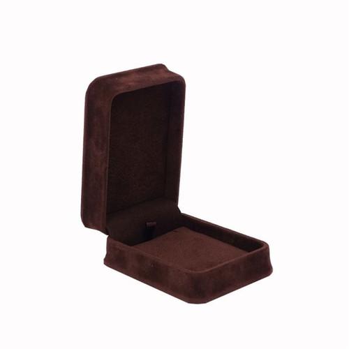 Soft Velour Pendant Box