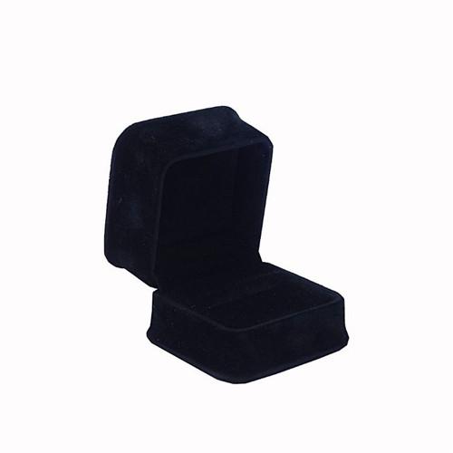 Soft Velour Single Ring Box