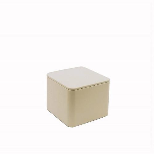 Medium Square Leatherette Riser