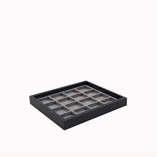 Small Storage Tray w/ 16 Compartments for Utilites