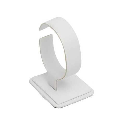 Leatherette Upright Stand for Bangle/Watch
