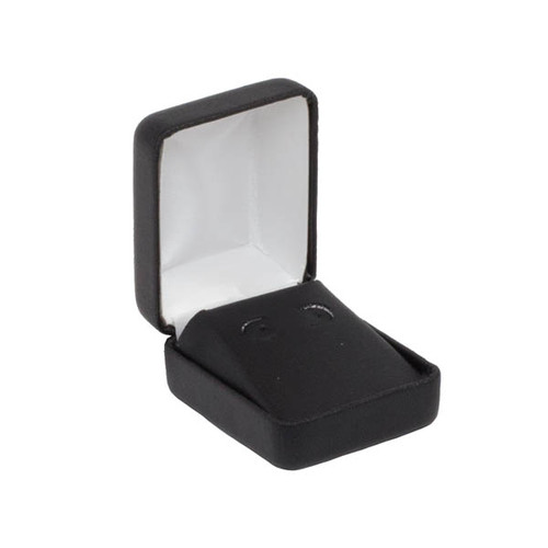 Leatherette Small Earring Box