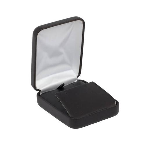 Leatherette Pendant/Earring Box