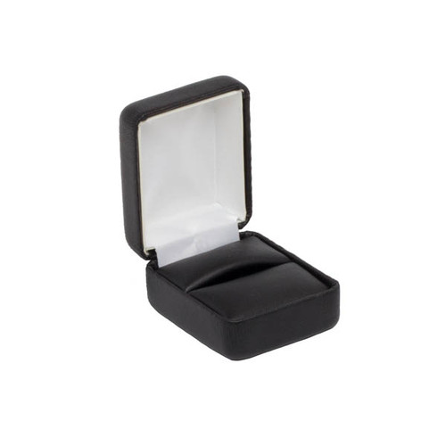 Leatherette Single Ring Box
