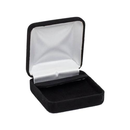 Velour Clip Earring Box