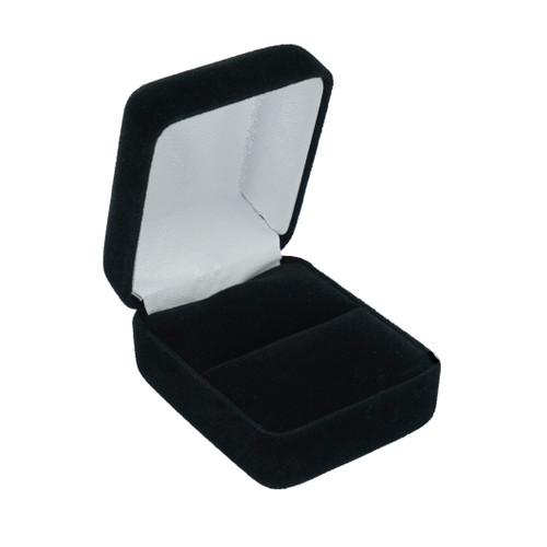 Velour Single Ring Box