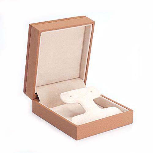Wood Framed Drop Earring Box
