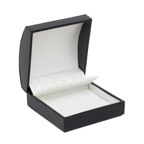 Domed Squared Clip Earring Box