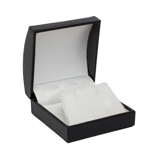 Domed Squared Earring/Pendant Box