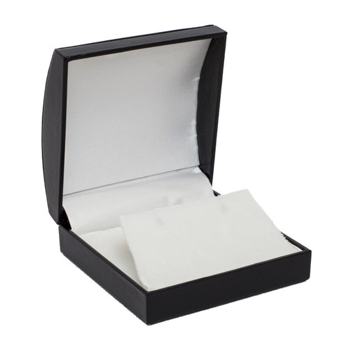Domed Squared Pendant/Earring Box