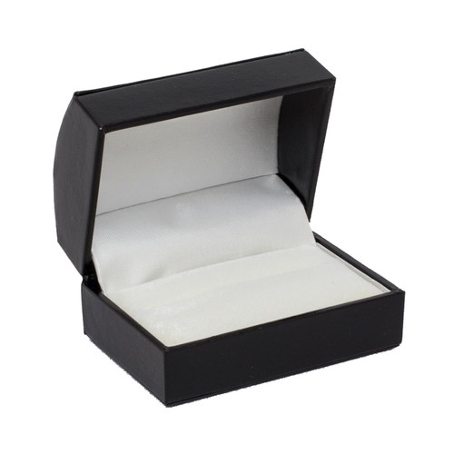 Domed Squared Double Ring Box