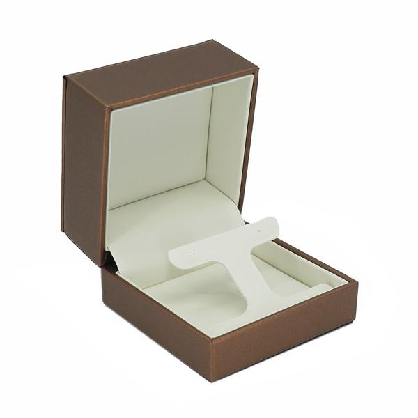 Rich leatherette Drop Earring Box