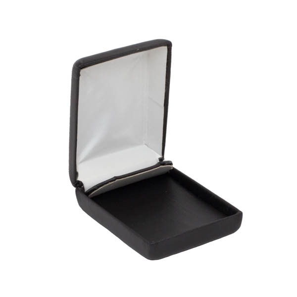 Leatherette Large Clip Earring Box