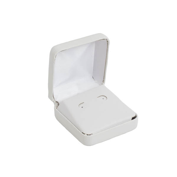 Leatherette Large Stud Earring Box