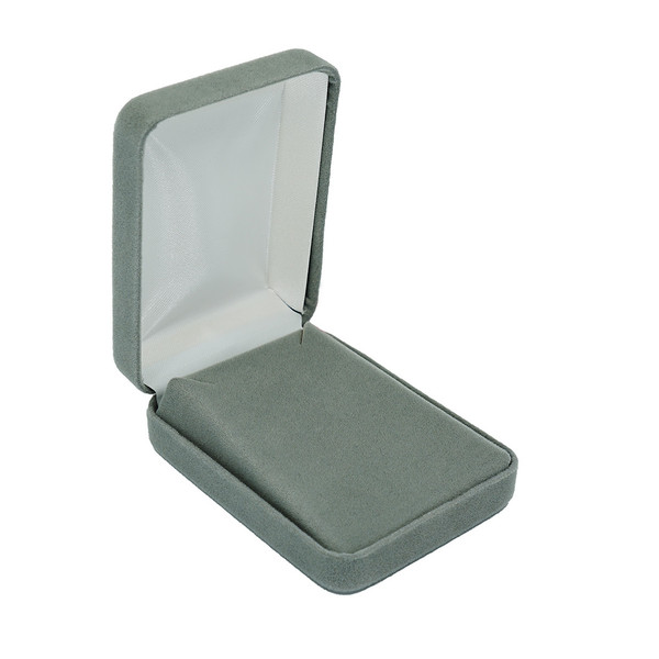 Velour Pendant Box