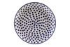 Dinner Plate (25 cm) (Small Blue Dot)