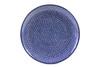 Dinner Plate (25 cm) (Blue Doodle)