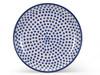 Serving Platter (32 cm) (Small Blue Dot)