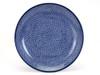 Serving Platter (32 cm) (Blue Doodle)