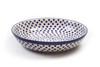 Large Salad Bowl (Small Blue Dot)