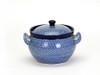 Casserole Dish (small) (Blue Doodle)