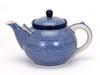 Teapot (3 Litres) (Blue Doodle)