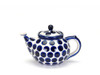 Teapot (1.2 Litres) (Polka Dot)