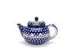 Teapot (1.2 Litres) (Flower Tendril)